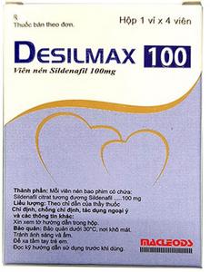desilmax 100